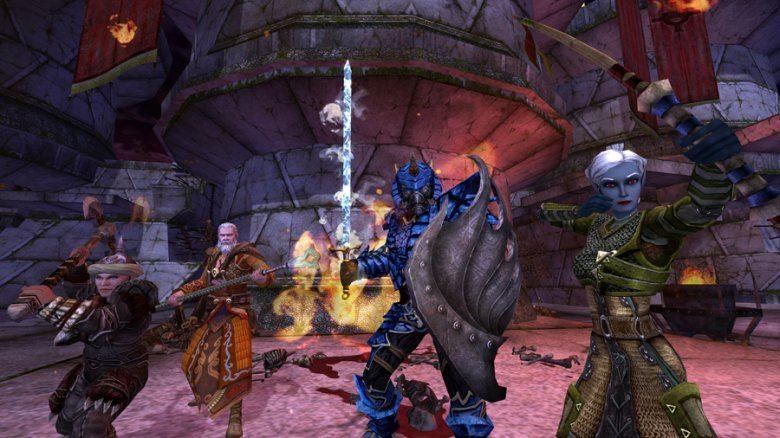 Hat Dungeons & Dragons Online mit Neverwinter als Konkurrenz noch eine Zukunft?