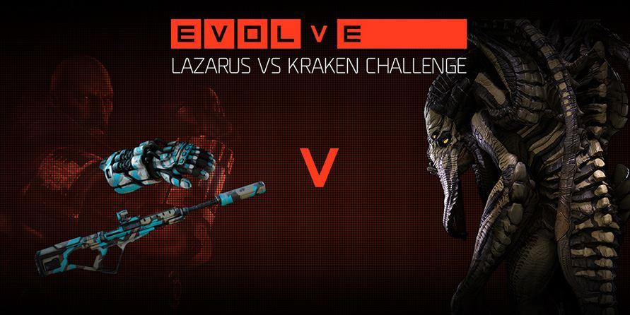 Evolve: Weekend-Challenge und Balance-Änderungen