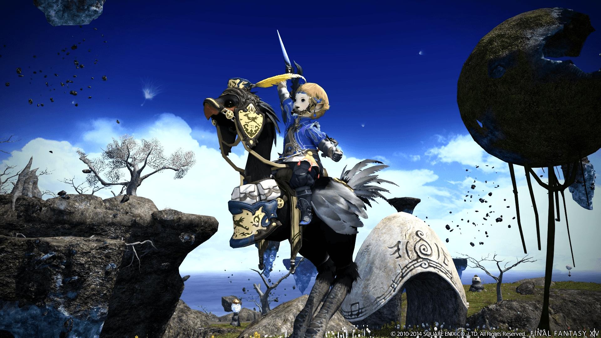 Final Fantasy XIV liebäugelt mit Xbox One und Nintendo NX