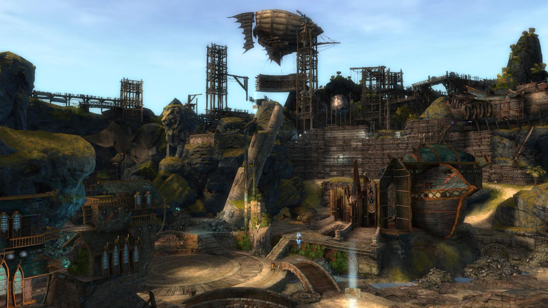 Guild Wars 2: Löwenstein – Baut wieder auf, was Euch aufbaut