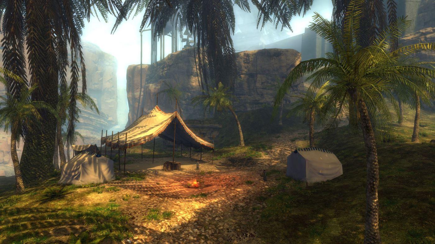 ArenaNet führt Änderungen am WvW von Guild Wars 2 ein