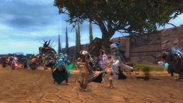 Guild Wars 2 buggt den Weltfrieden herbei