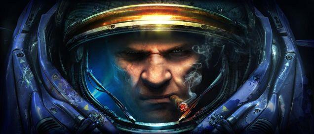 Heroes of the Storm: Sakrileg! Blizzard klaut Space Marine die Zigarre