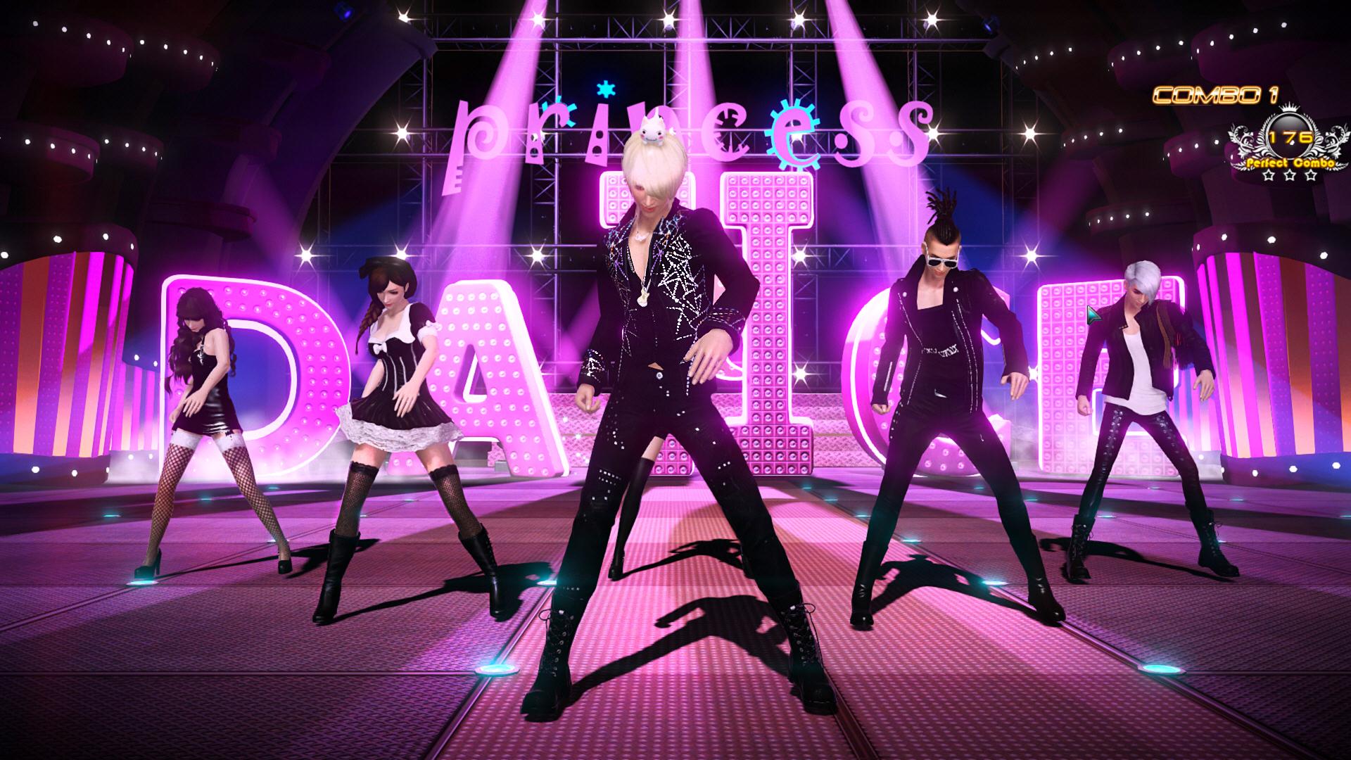 Music Man Online: Tanz MMO will Nachfolger von Steps sein