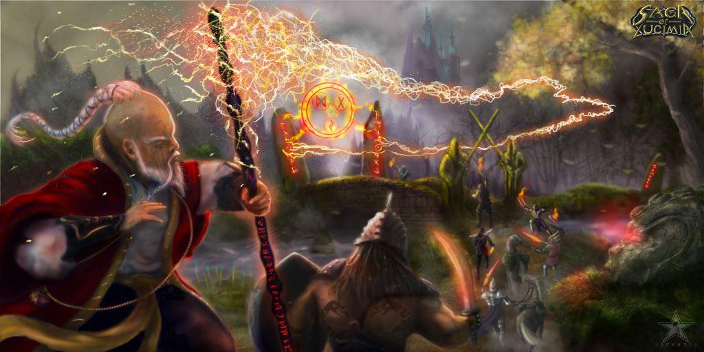 Soloplayer unerwünscht! – Sandbox-MMORPG Saga of Lucimia richtet sich an Gruppenspieler