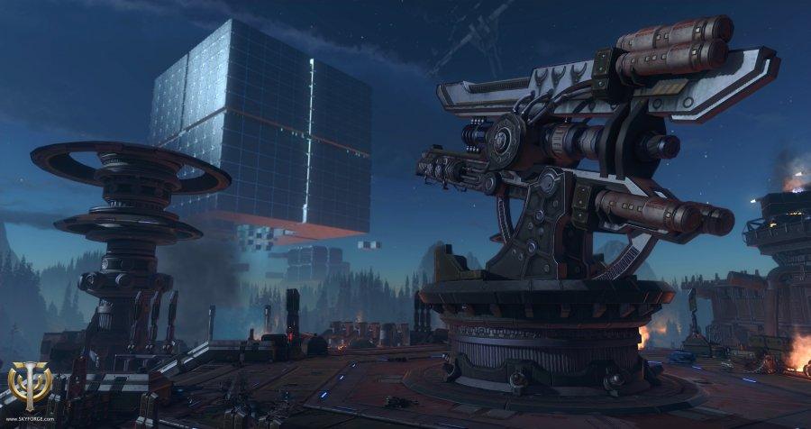 Skyforge. Götter gegen Godzilla – Invasionen vorgestellt