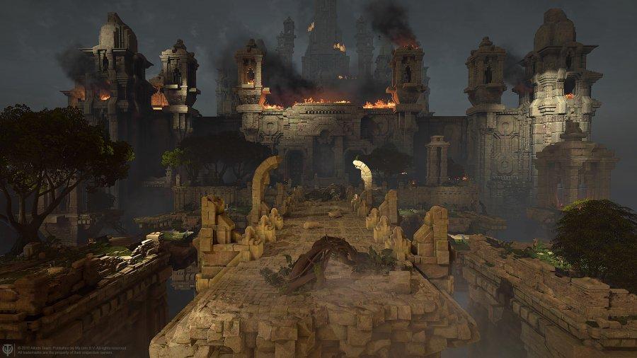 Skyforge verspricht gewaltige Schlachten zwischen Götter-Gilden