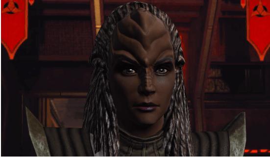 Star Trek Online: Immer Ärger mit lesbischen Klingoninnen