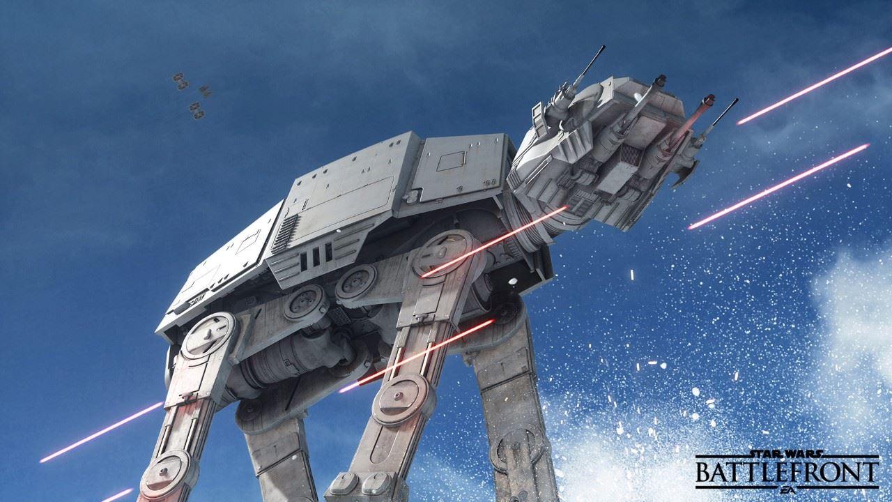 Star Wars Battlefront gewinnt Gamescom
