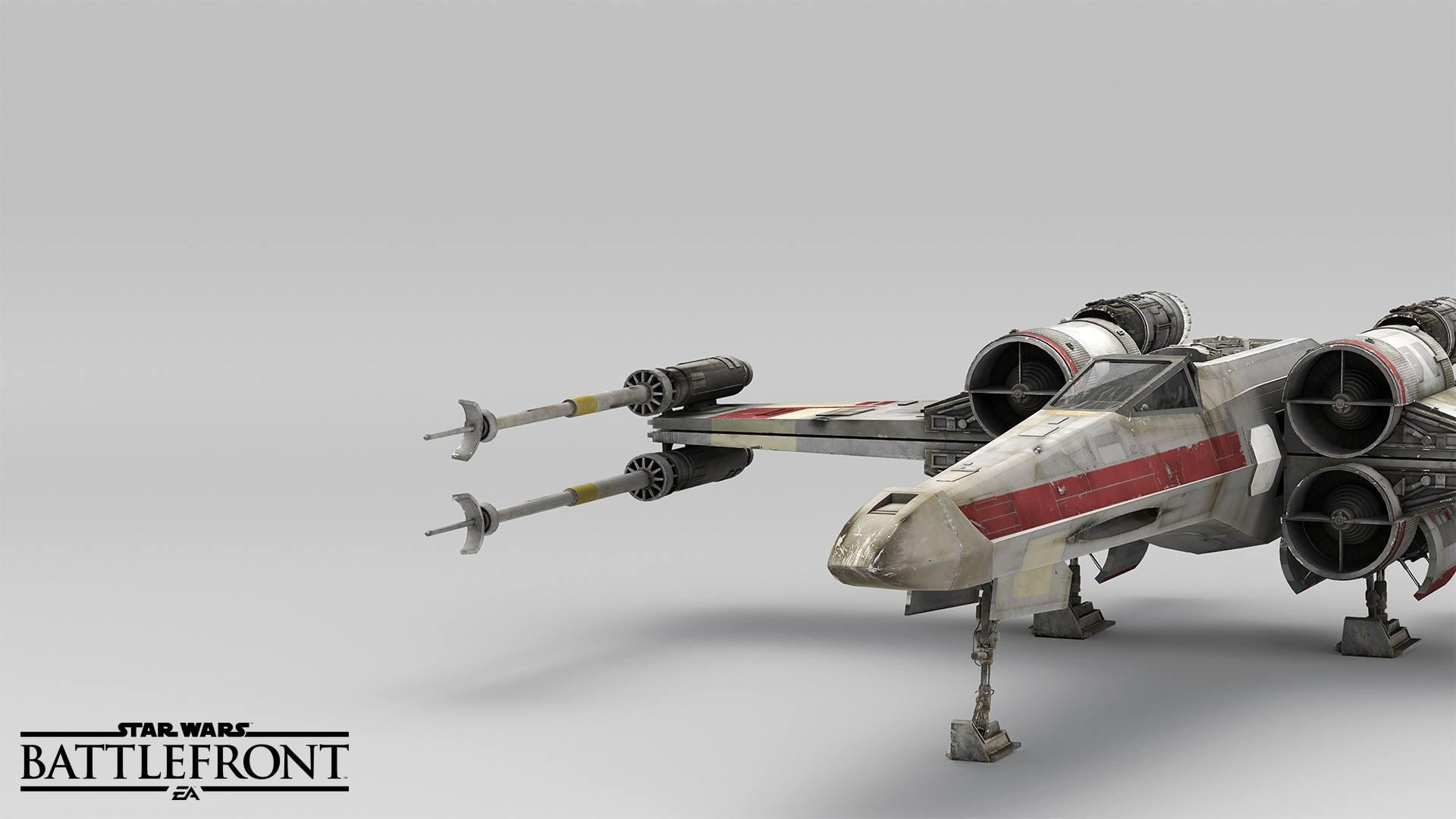 Star Wars Battlefront: Luftkämpfe pur oder gemixt möglich, DICE verspricht Vielfalt und Authentizität