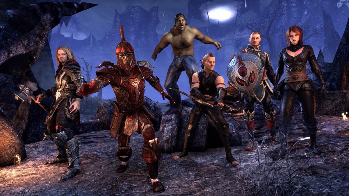 The Elder Scrolls Online hat auch ein Superhelden-Team