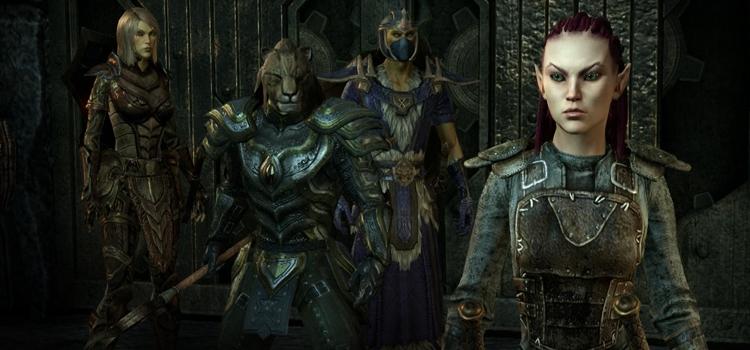 """The Elder Scrolls Online: Neuer Trailer stellt """"Zocken mit Freunden"""" in den Vordergrund"""