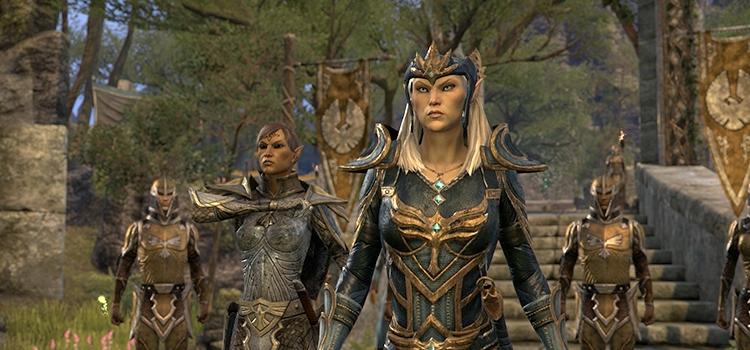 The Elder Scrolls Online: Endspurt – letzter Trailer vorm Konsolen-Release