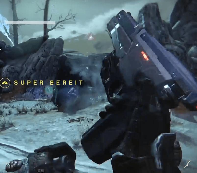 Destiny: Und die beliebteste Spezialwaffe im Schmelztiegel dieser Woche war … der Tacker?!