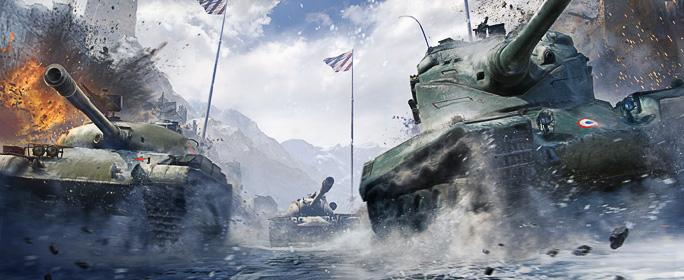 World of Tanks: 9.8 bringt neuen Spielmodus Vorherrschaft als Event
