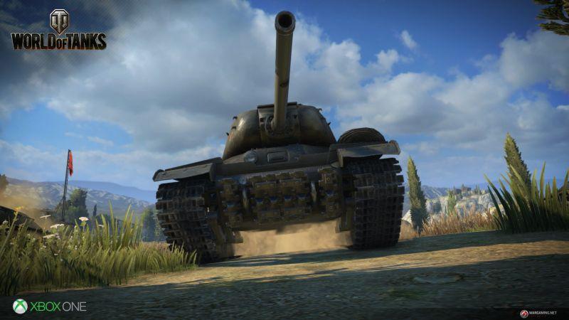 World of Tanks verrät Details über XBox One Version