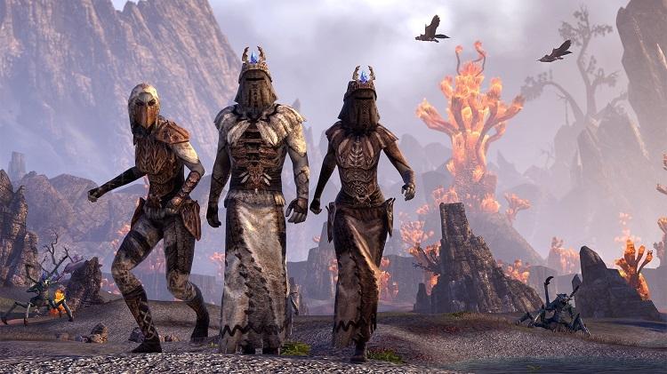 The Elder Scrolls Online erhöht Level-Cap und Level-Tempo der Veteranenränge, will sie eigentlich abschaffen