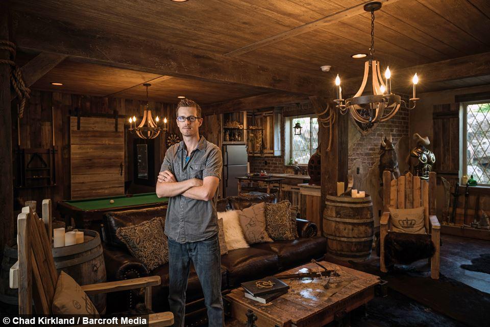 The Elder Scrolls Online: Nerd spielt MMORPG im Keller … aber mit Stil