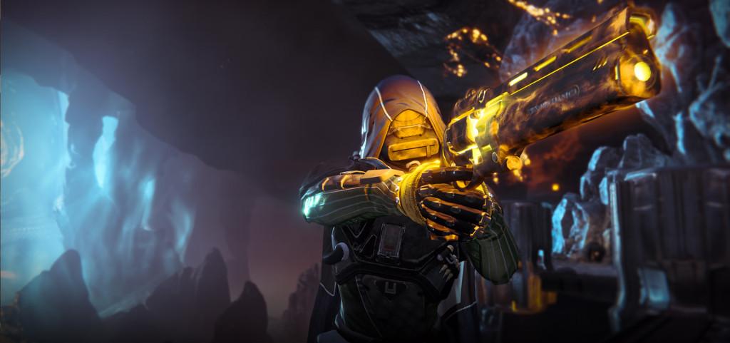 Destiny 2: Der neue Revolverheld – 6 Schüsse mit der Golden Gun!