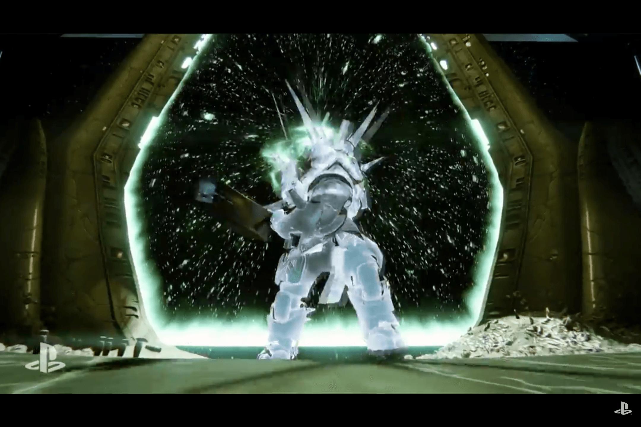 Destiny: Schaut Euch die erste neue Mission in voller Länge an