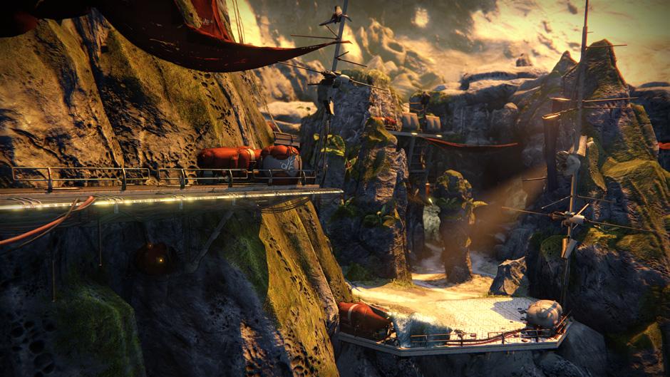 Destiny: Trials of Osiris – PvP-Crack erklärt die Karte Diebesbau