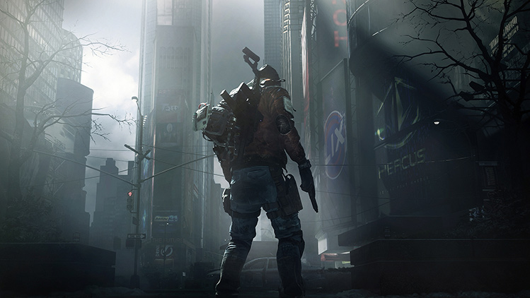 The Division: Gameplay-Material aus der Alpha ist geleakt