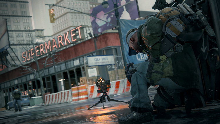 The Division: Ubisoft reibt sich schon die Hände, glaubt an Hit