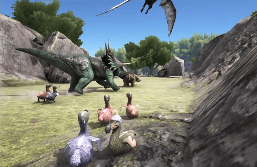 ARK: So sind also die Dodos ausgestorben …