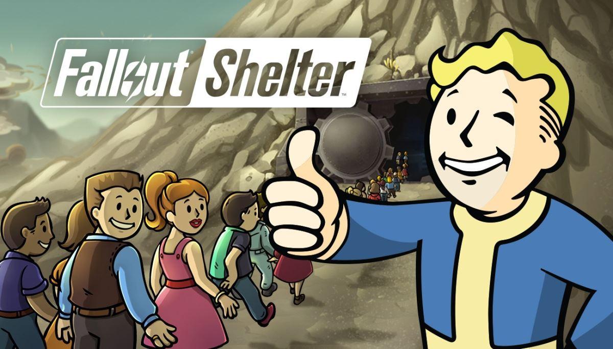 Ein Fallout-Mobile-Game und ein The-Elder-Scrolls-Kartenspiel! Woohoooo!