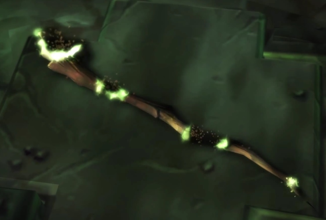 Gul'dan staff felmagic WoW