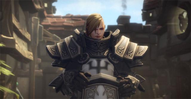 Heroes of the Storm: Das ist die neue Heldin Johanna im Trailer