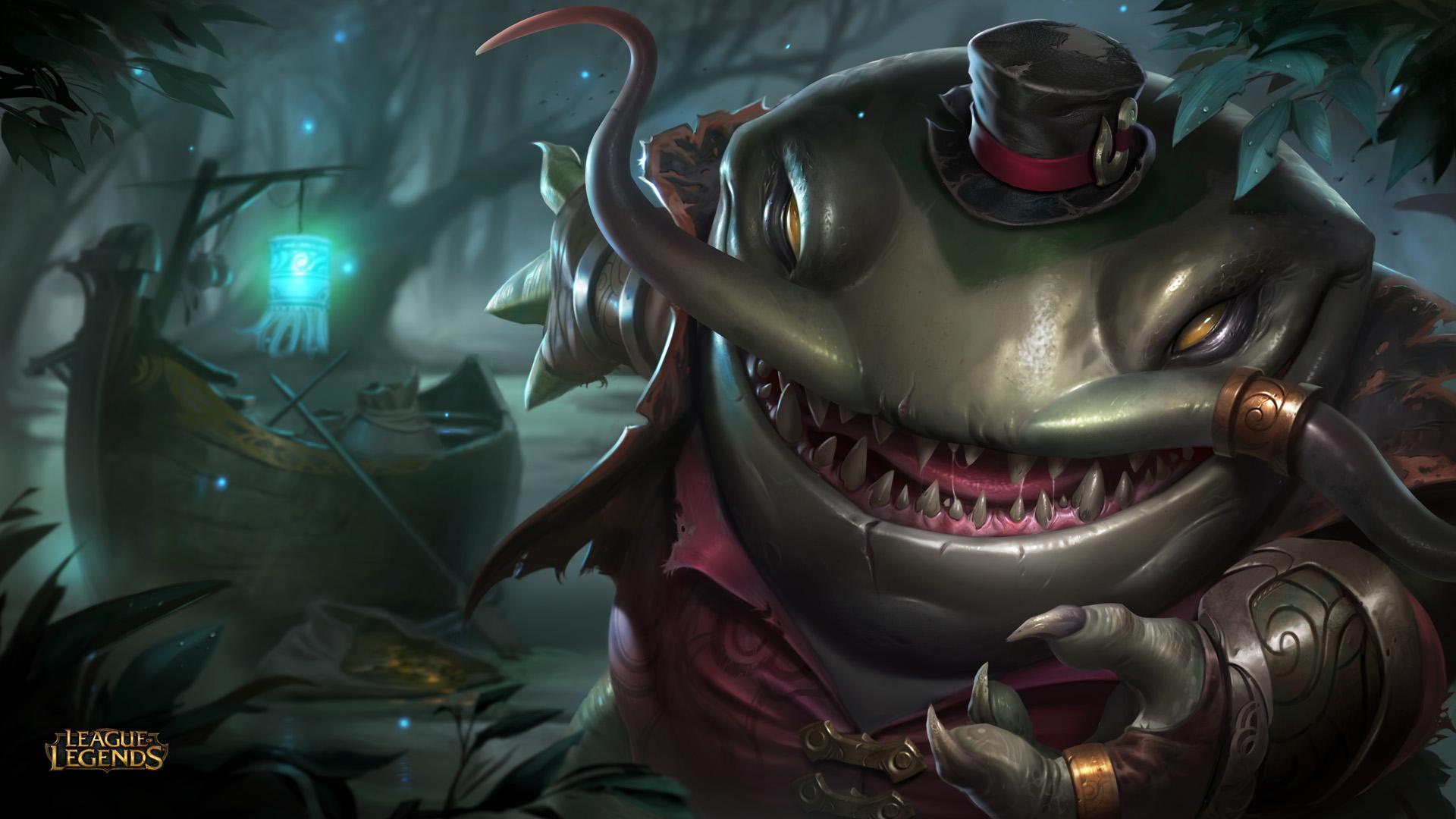 League of Legends: Der neue Champ heißt Tahm Kench und ist ein dicker Fisch