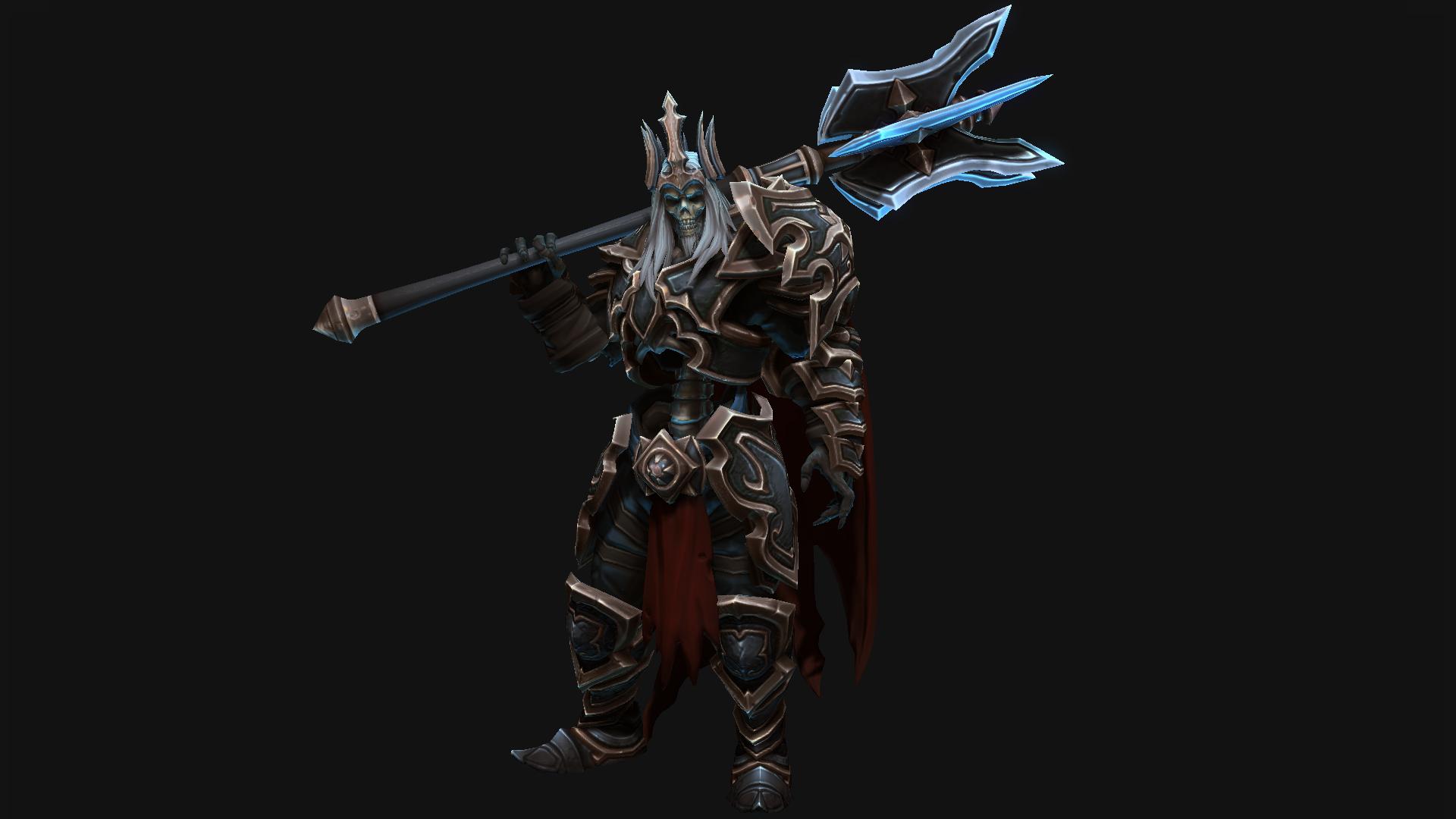 Heroes of the Storm: Preview – so wird Leoric, der Skelettkönig (wahrscheinlich)