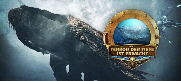 ArcheAge: Terror der Tiefe ist live, Leviathan los