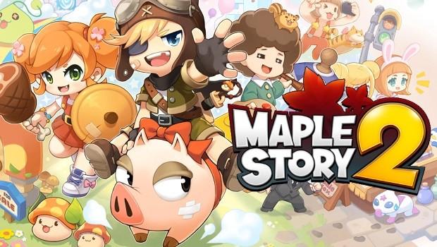 Sogar das Anime-MMO MapleStory 2 macht einen auf Battle-Royale