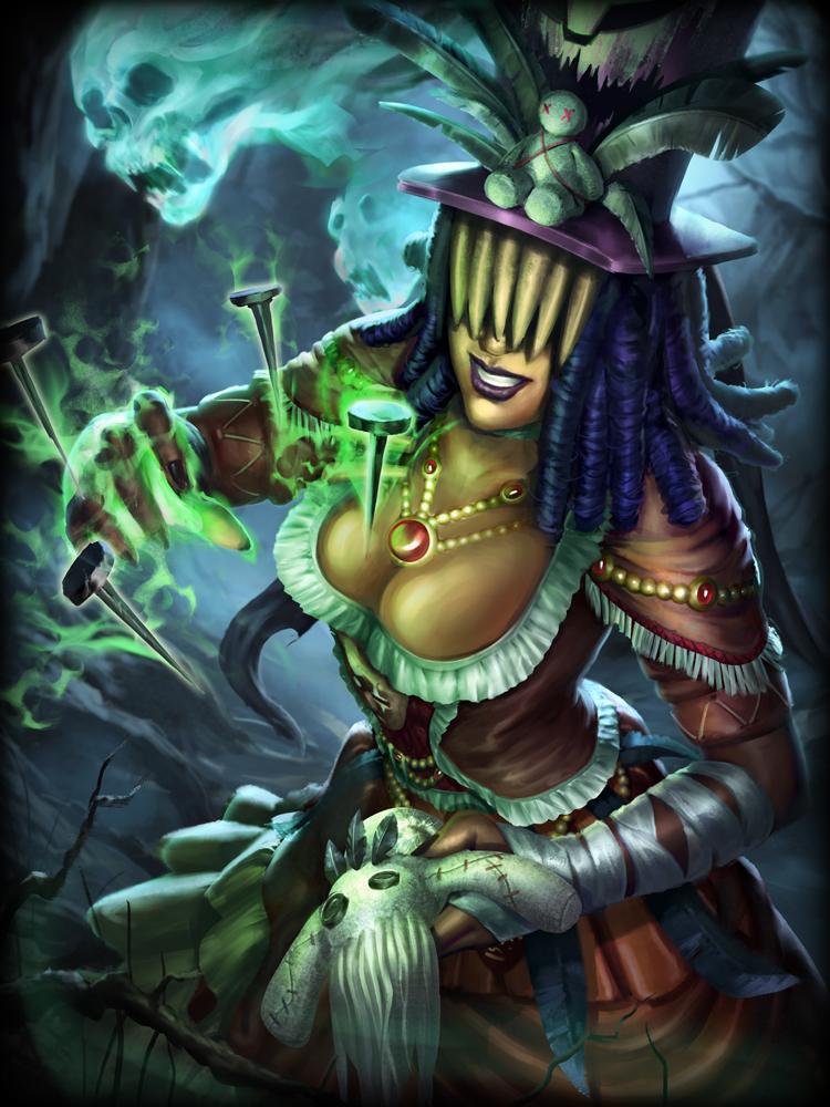 Smite Madame Darkness Nox