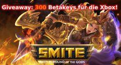 Smite Giveaway Athena