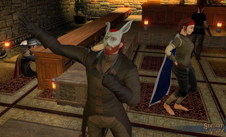 Die Hälfte aller Spieler von Shroud of the Avatar sind nicht am Online-Modus interessiert!