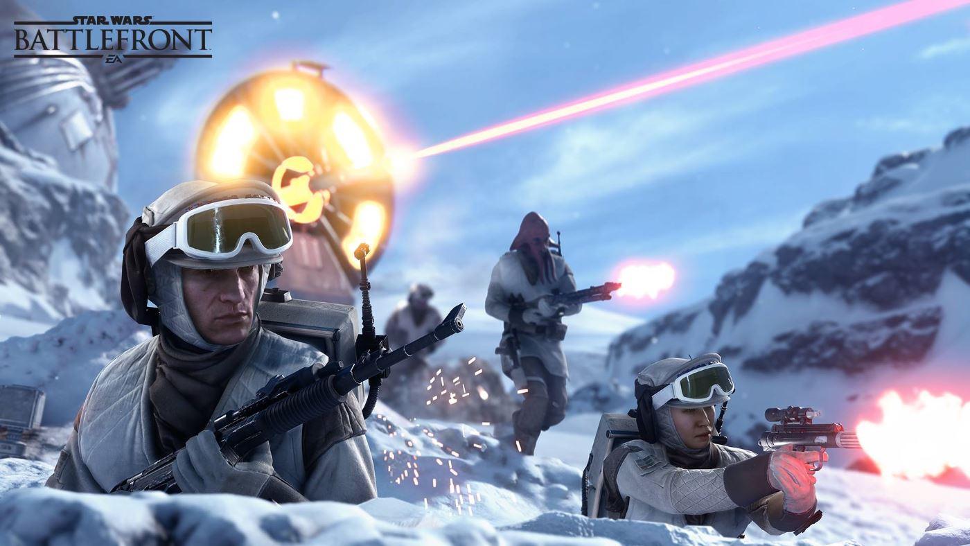 Star Wars Battlefront muss sich beeilen – oder nicht? EA und DICE sehen das wohl verschieden