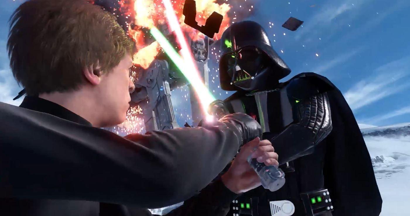 Star Wars Battlefront: Erstes Gameplay auf der E3 setzt voll auf Nostalgie