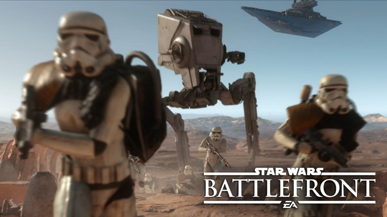 Star Wars Battlefront: So weit von Battlefield entfernt, wie's für einen Shooter möglich ist