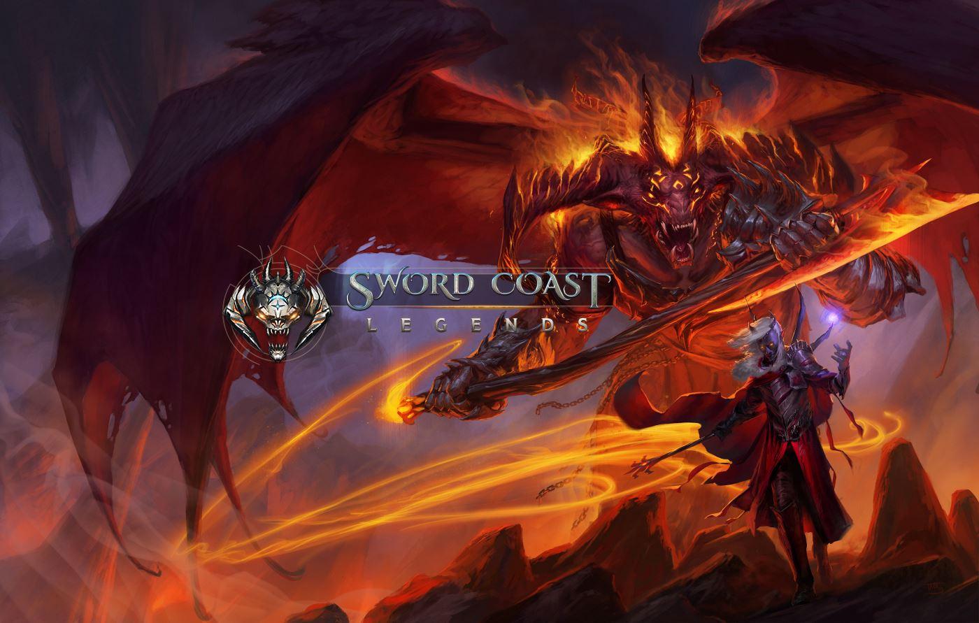 Koop-RPG Sword Coast Legends erhält Releasedatum
