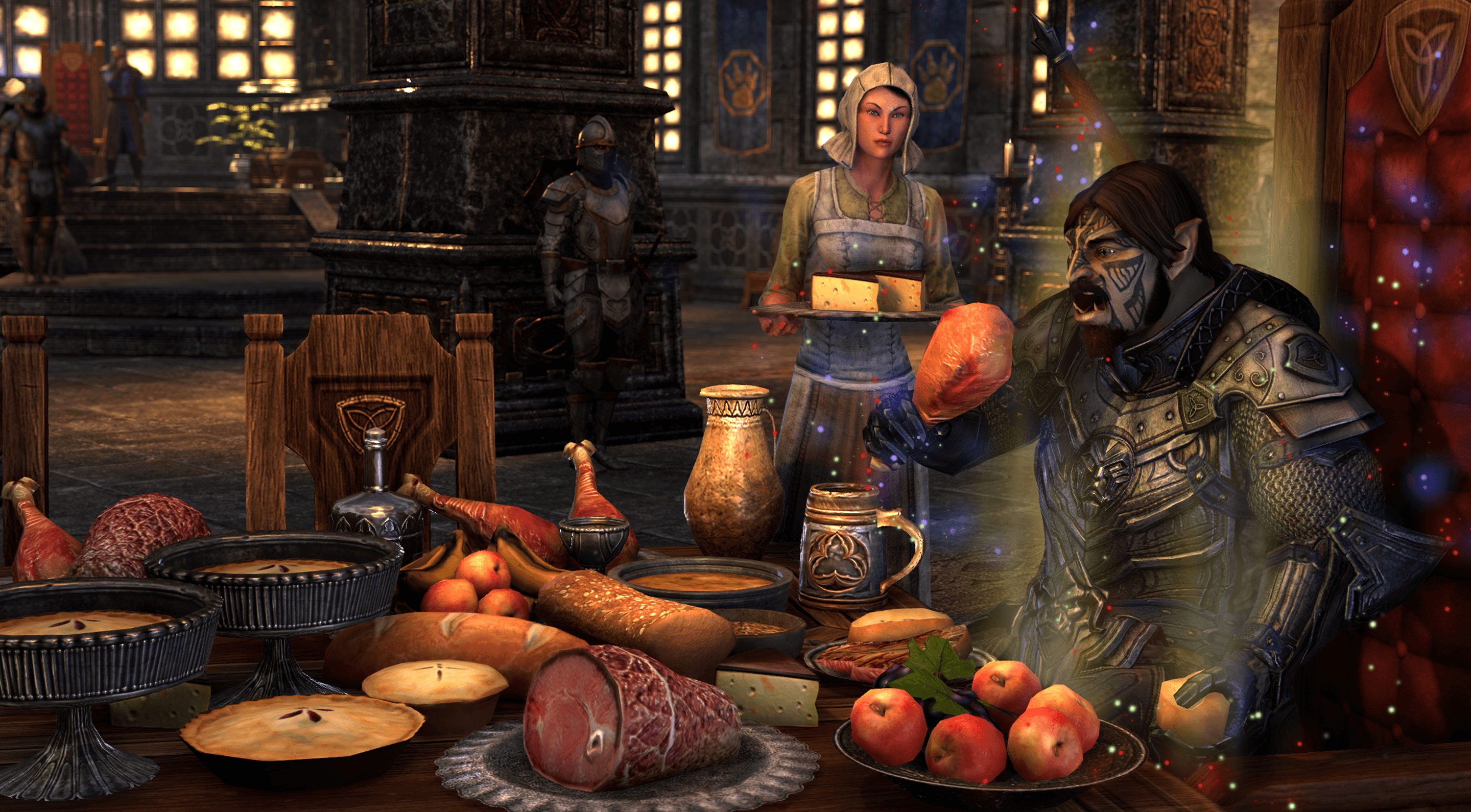 The Elder Scrolls Online: Wartungsarbeiten Playstation 4, Xbox One, PC