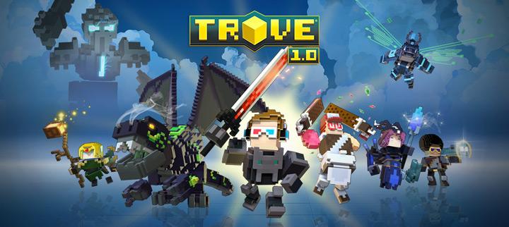Trove: Zwei neue Trailer begleiten den Release auf PS4, Xbox One