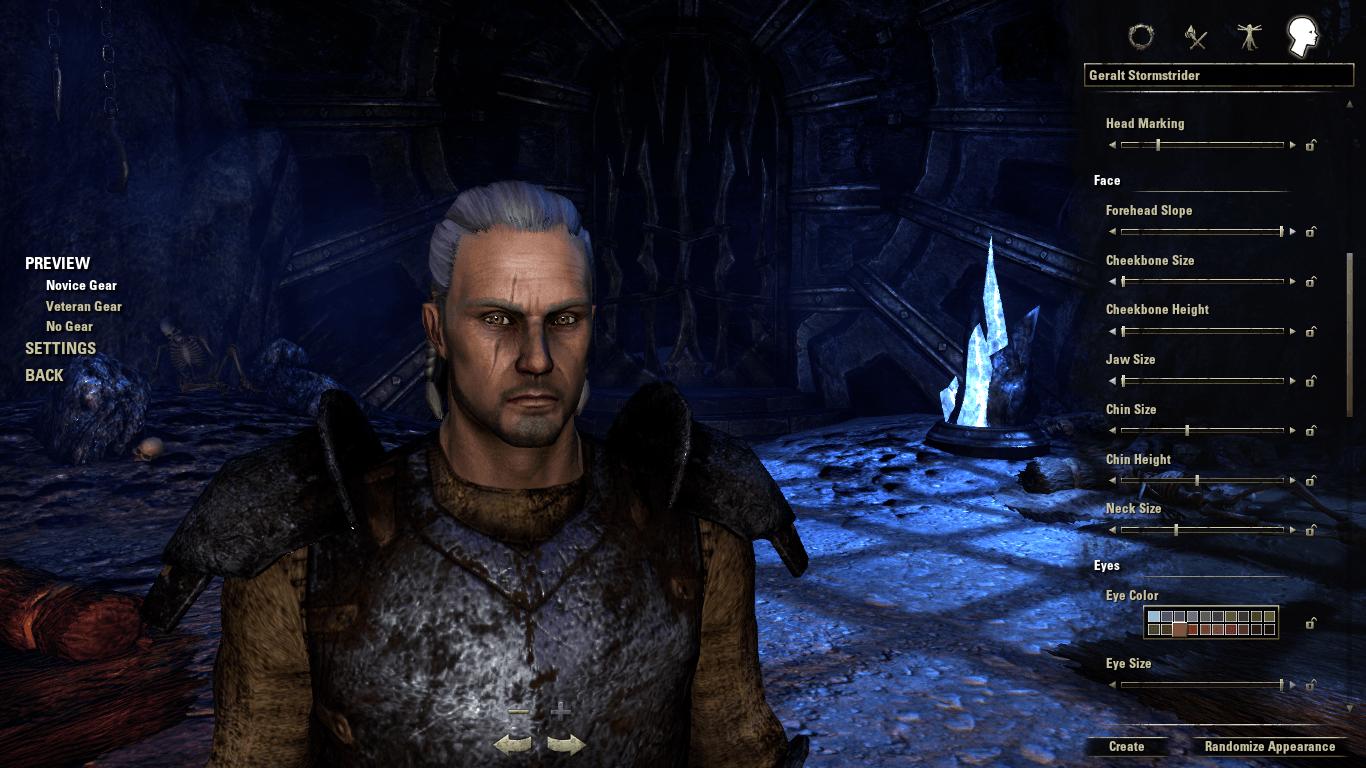 The Elder Scrolls Online: Charakterstellung und Namens-Generator – Gut Held will Weile haben