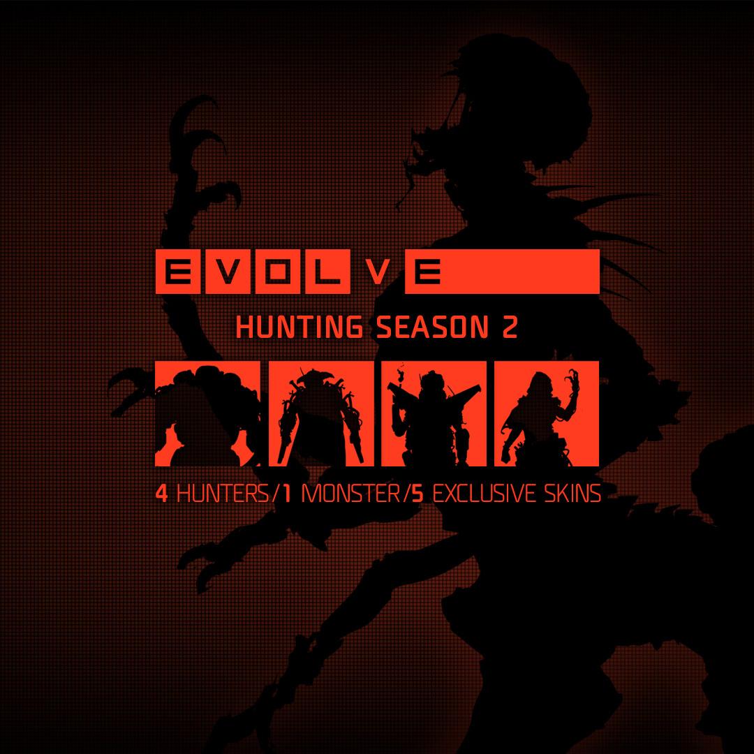 Evolve: 4 neue Jäger, 1 Monster und der zweite Season-Pass