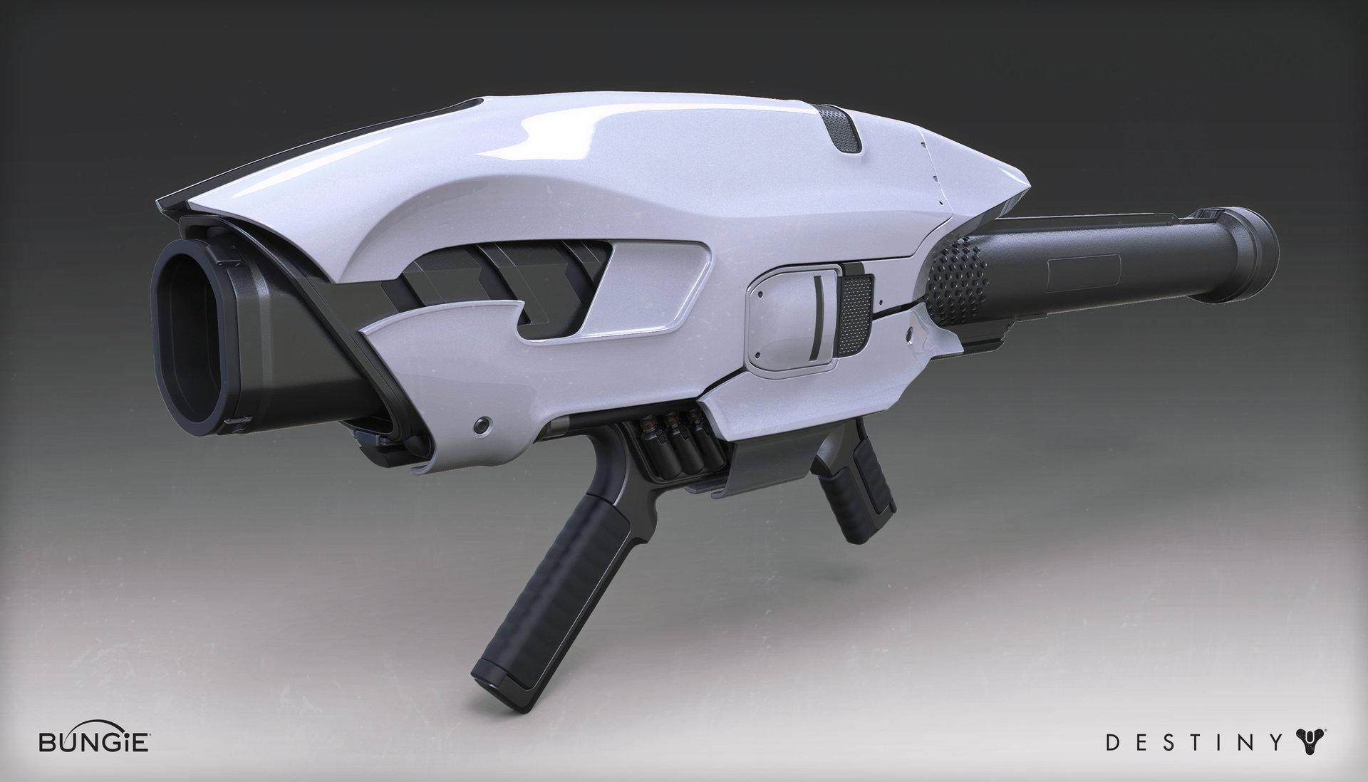 Destiny: Neues Artwork von Waffen, Schiffen, Hämmern für König der Besessenen