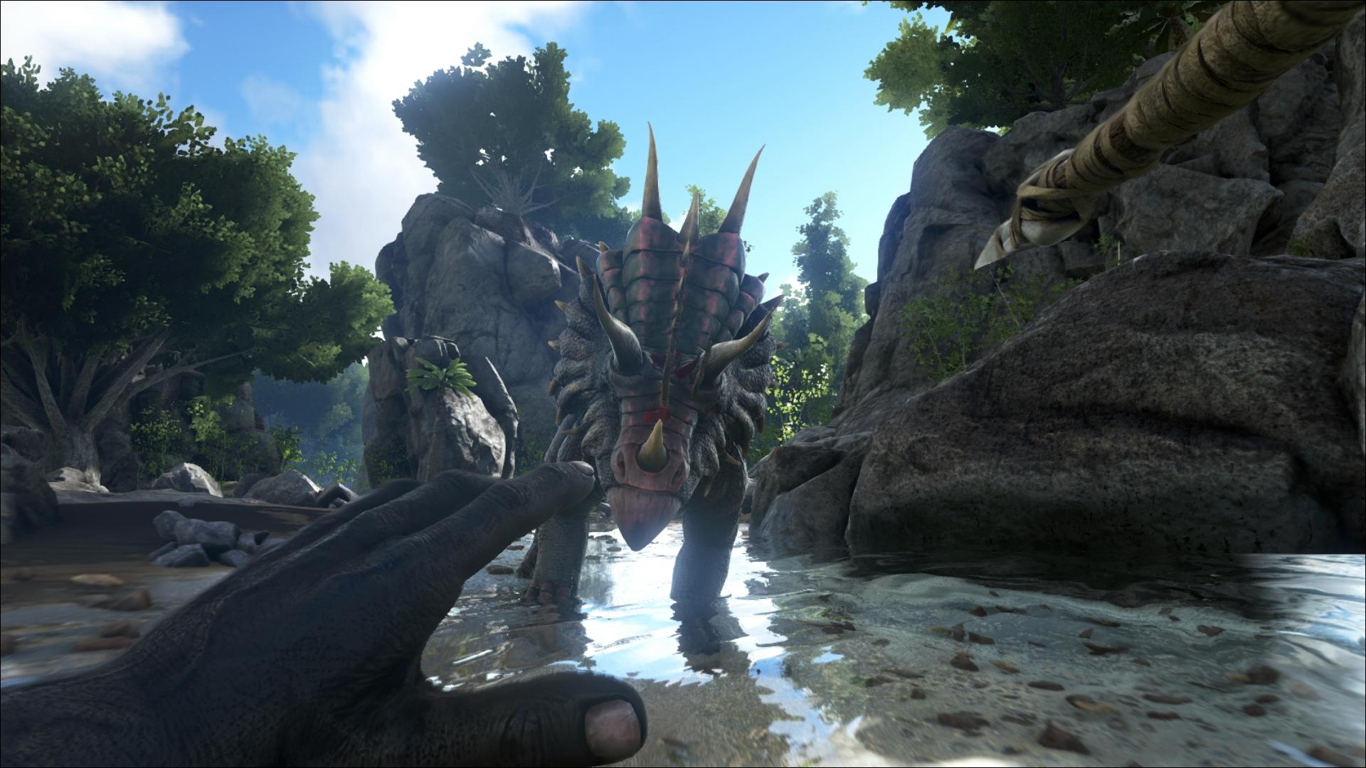 ARK: Blühende Landschaften – so geht's beim Dino-MMO in 2015 weiter