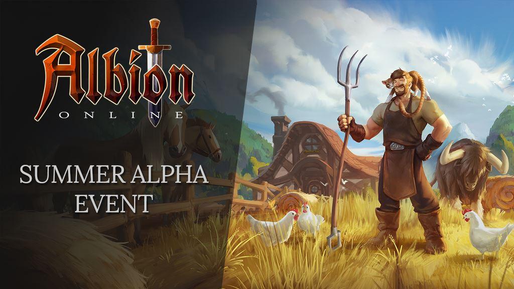 Sommer-Alpha von Albion Online bekommt neuen Content