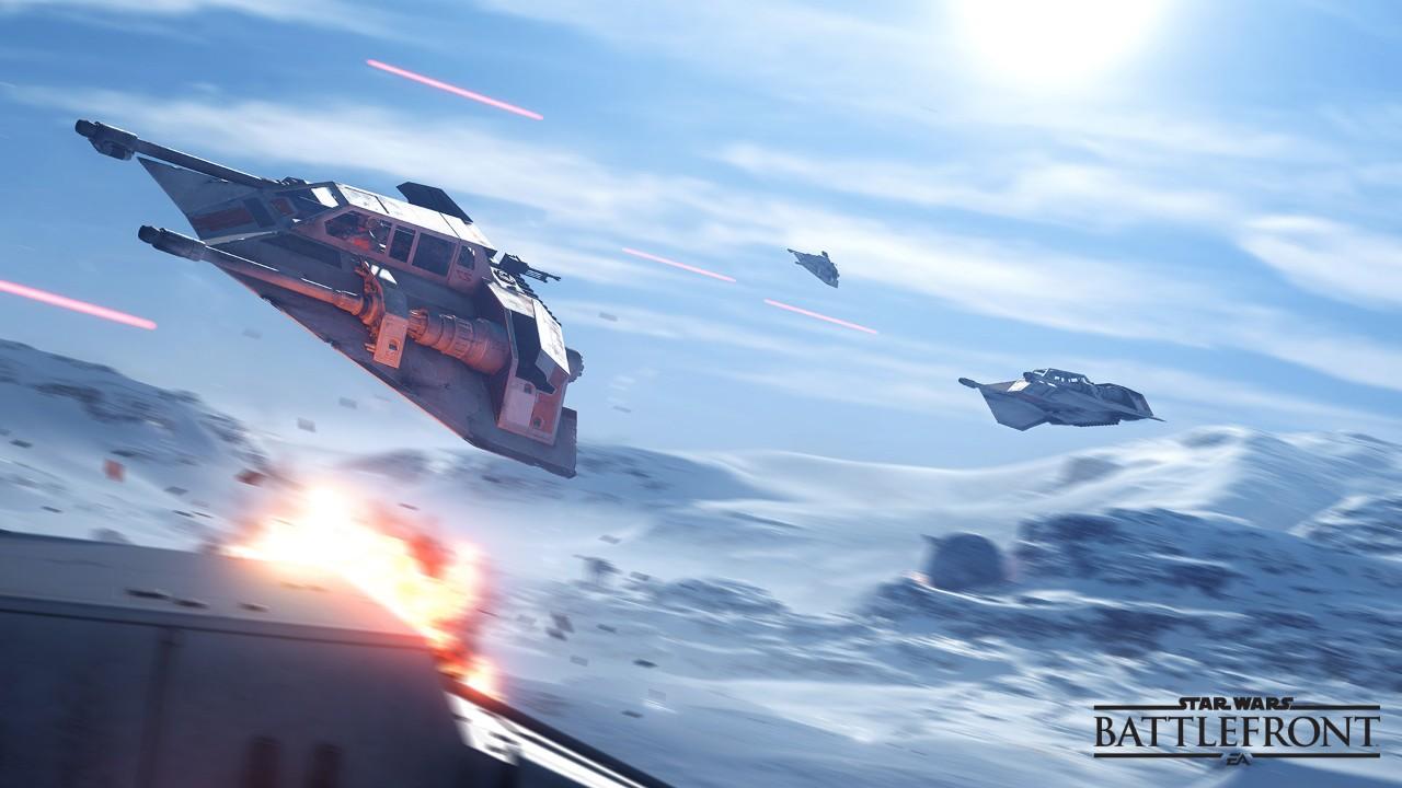 Star Wars Battlefront: Zuerst auf der Xbox One